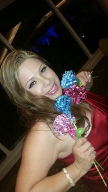 Give Flirty Flowers