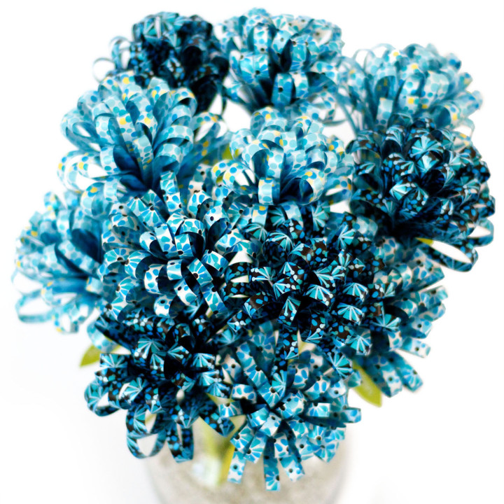 Electric Boogablue Bouquet